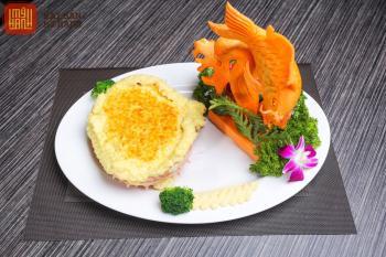 Bào ngư phô mai